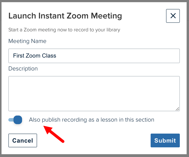 LaunchInstanZoomMeeting_fromCoursePage_arrow.png
